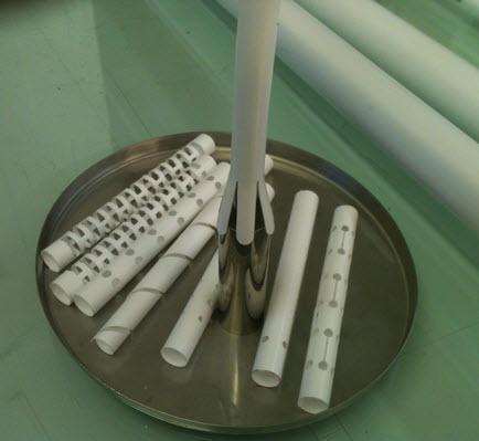eptfe laser cut tubes